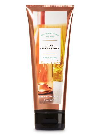 Signature Collection Rosé Champagne Body Cream - Bath And Body Works