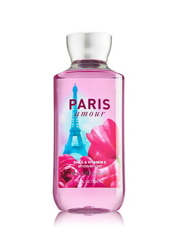 Signature Collection Paris Amour Shower Gel - Bath And Body Works