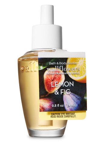 Lemon & Fig Wallflowers Fragrance Refill - Bath And Body Works