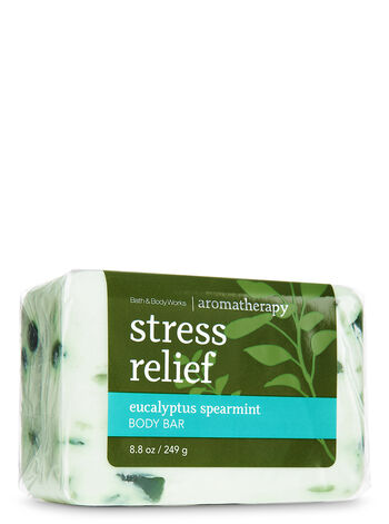 Aromatherapy Eucalyptus Spearmint Body Bar - Bath And Body Works