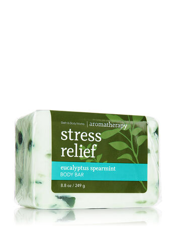 Aromatherapy Eucalyptus Spearmint Body Bar - Bath And Body Works
