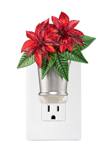 Potted Poinsettia Wallflowers Fragrance Plug