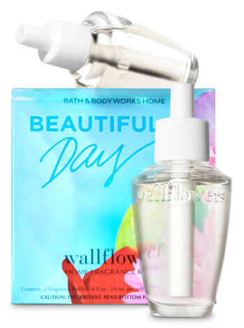 Beautiful Day Wallflowers 2-Pack Refills - Bath And Body Works