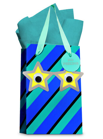 Goggly Starry Eyes Gift Bag - Bath And Body Works