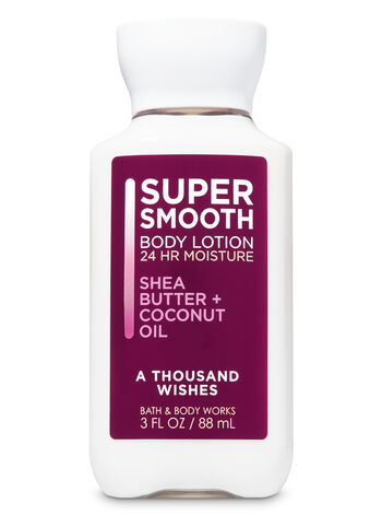 A Thousand Wishes Travel Size Body Lotion - Bath And Body Works