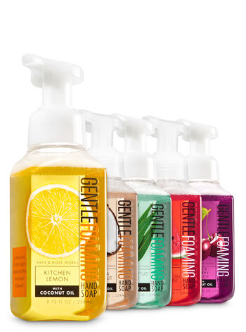 Refreshing Favorites Gentle Foaming Hand Soap, 5-Pack - Bath And Body Works