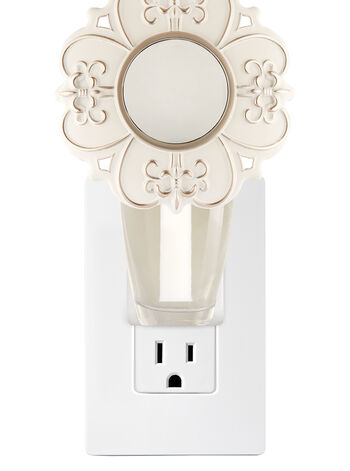 Embossed Mirror Wallflowers Fragrance Plug