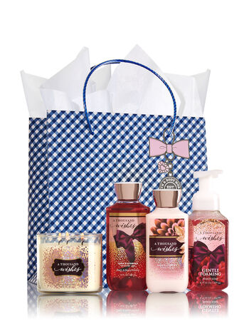 A Thousand Wishes Ultimate Fragrance Fan - Bath And Body Works