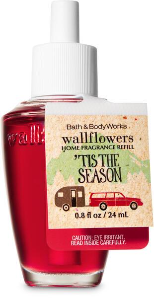 wallflowers fragrance plugs scent refills bath body works