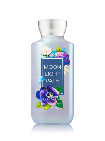 Signature Collection Moonlight Path Luxury Bubble Bath - Bath And Body Works
