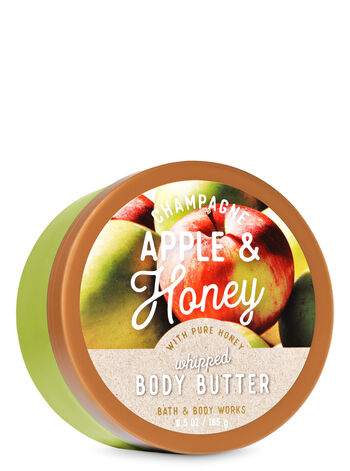 Champagne Apple & Honey Whipped Body Butter