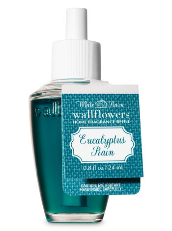 Eucalyptus Rain Wallflowers Fragrance Refill - Bath And Body Works