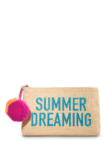 Summer Dreaming Cosmetic Bag - Bath And Body Works