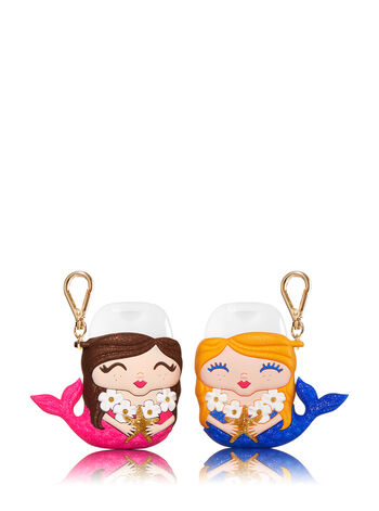 BFF Mermaid Friends PocketBac Holder - Bath And Body Works