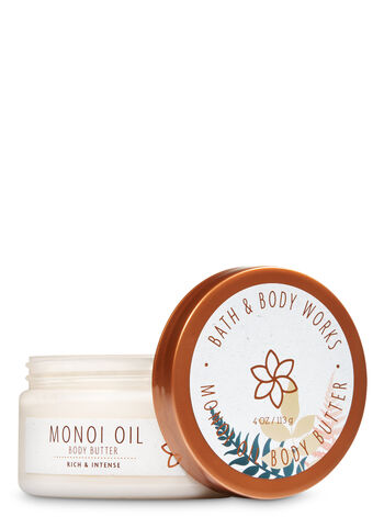 Monoi Oil Body Butter - Bath And Body Works