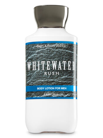 Signature Collection Whitewater Rush Body Lotion - Bath And Body Works