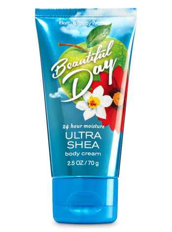Signature Collection Beautiful Day Travel Size Body Cream - Bath And Body Works