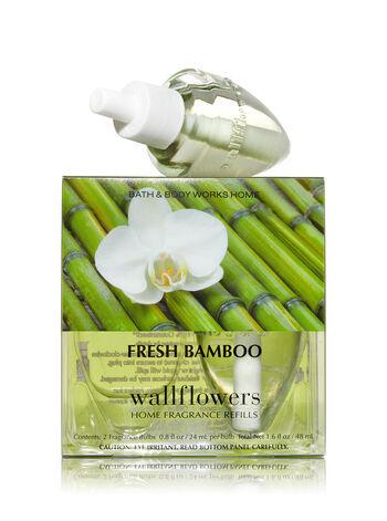 Fresh Bamboo Wallflowers 2-Pack Refills - Bath And Body Works
