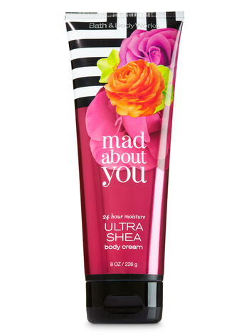 Signature Collection Mad About You Ultra Shea Body Cream - Bath And Body Works