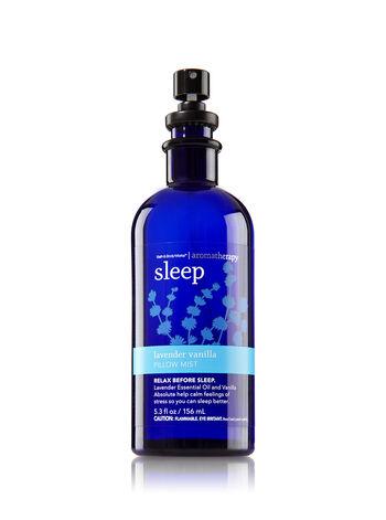 Aromatherapy Lavender Vanilla Pillow Mist - Bath And Body Works