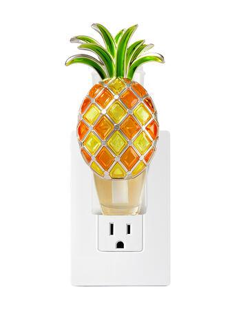 Pineapples Nightlight Wallflowers Fragrance Plug