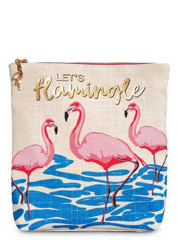 Waikiki Beach Coconut Let's Flamingle Gift Set