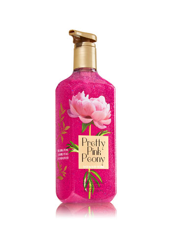 Pretty Pink Peony Deep Cleansing Hand Soap - Bath And Body Works