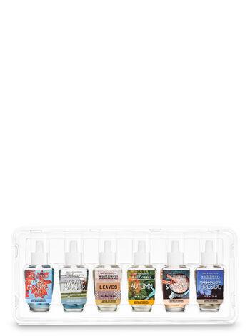 Fall Bucket List Wallflowers Refills, 6-Pack