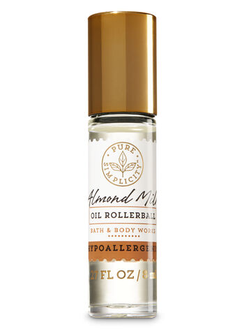 Almond Milk Oil Rollerball - Bath And Body Works