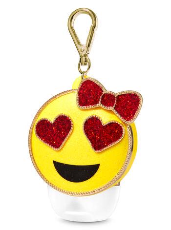 Heart Eye Emoji PocketBac Holder - Bath And Body Works