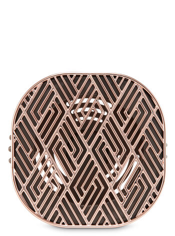 Diamond Zigzag Vent Clip Scentportable Holder