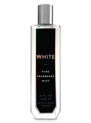 Signature Collection White Fine Fragrance Mist - Bath And Body Works