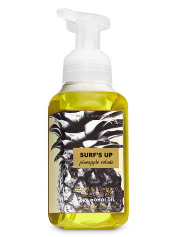 Pineapple Colada Gentle Foaming Hand Soap - Bath And Body Works