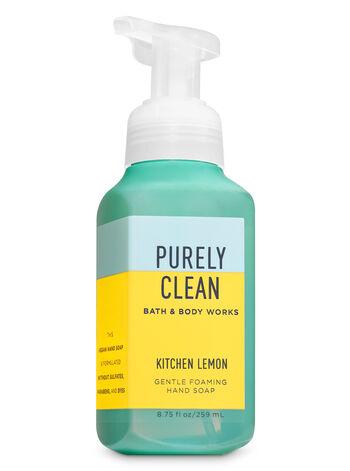 Kitchen Lemon Gentle Foaming Hand Soap - Bath And Body Works