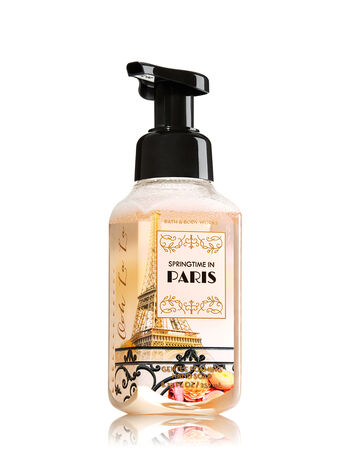 Springtime In Paris Gentle Foaming Hand Soap - Bath And Body Works
