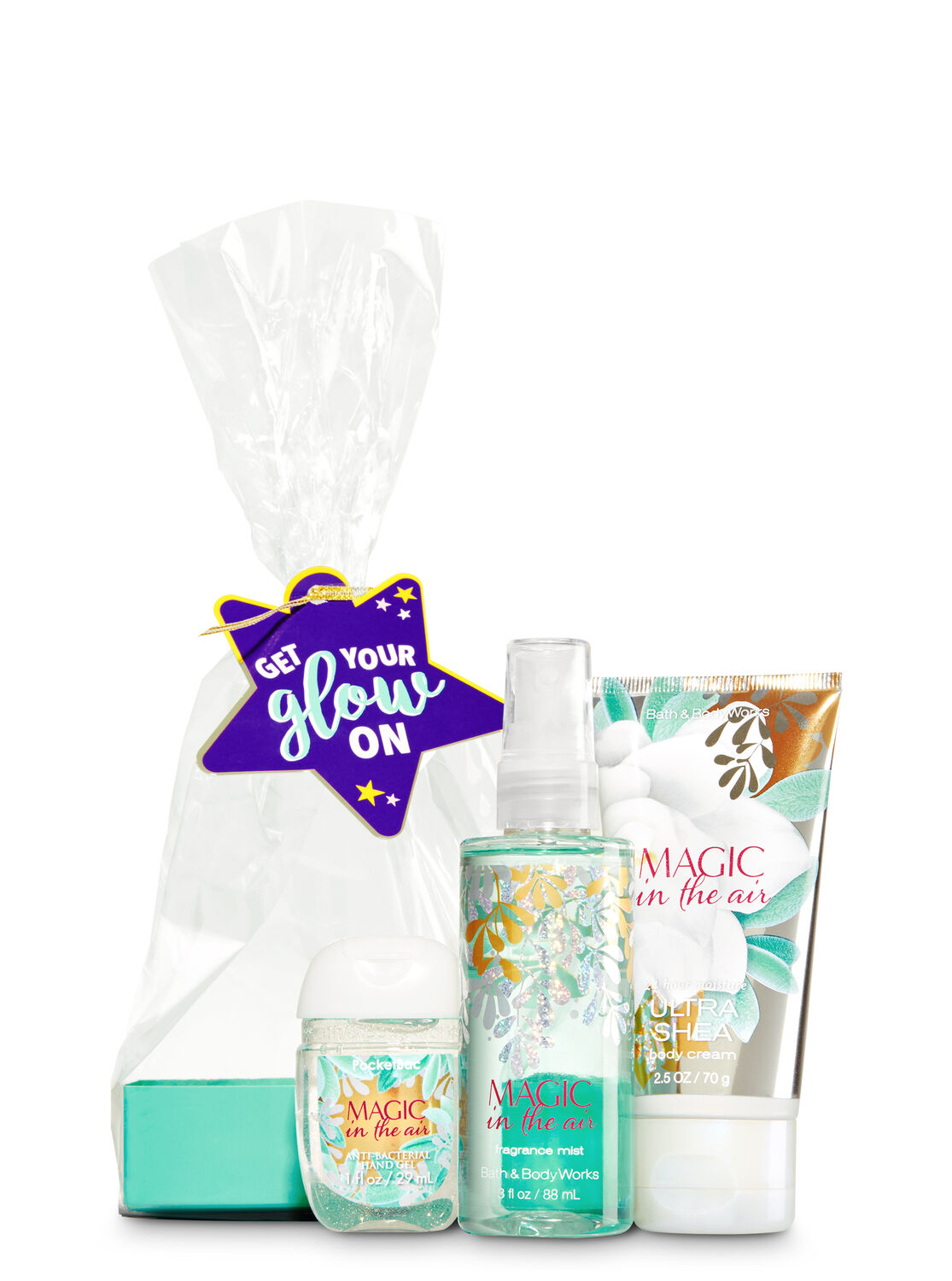 Magic in the Air Get Your Glow On Gift Set   Bath And Body WorksFragrance Gift Sets  Gift Kits and Baskets   Bath   Body Works. Bath And Body Shop Toronto. Home Design Ideas