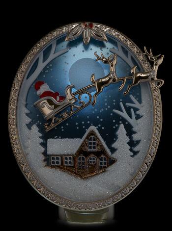 Santa's Dashing Nightlight Wallflowers Fragrance Plug