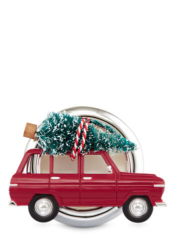 Car with Tree Visor Car Scentportable Holder - Bath And Body Works