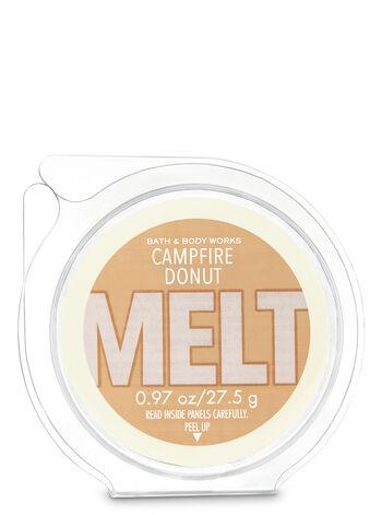 Campfire Donut Fragrance Melt - Bath And Body Works
