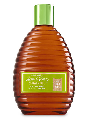 Signature Collection Champagne Apple & Honey Shower Gel - Bath And Body Works