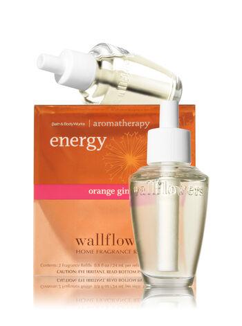 Orange Ginger Wallflowers 2-Pack Refills - Bath And Body Works