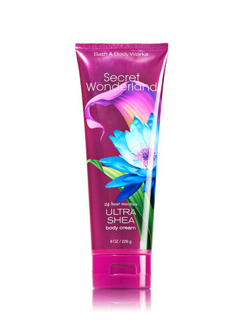 Signature Collection Secret Wonderland Ultra Shea Body Cream - Bath And Body Works