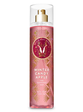 Signature Collection Winter Candy Apple Fine Fragrance Mist - Bath And Body Works