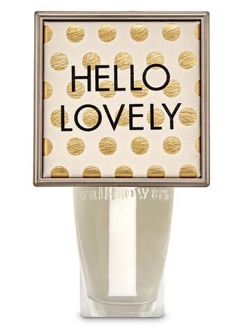 Hello Lovely Wallflowers Fragrance Plug