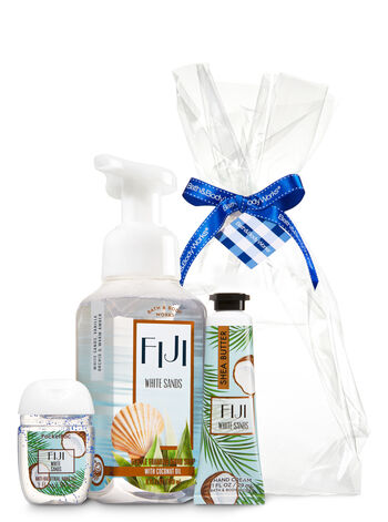Fiji White Sands Happy Hands Gift Kit - Bath And Body Works