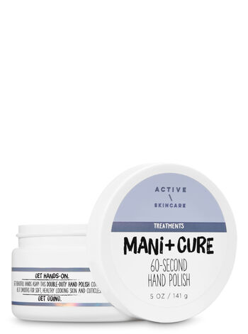 Signature Collection Mani + Cure 60-Second Hand Polish - Bath And Body Works