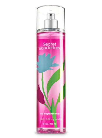 Signature Collection Secret Wonderland Fine Fragrance Mist - Bath And Body Works