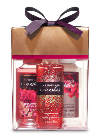A Thousand Wishes Mini Box Gift Set