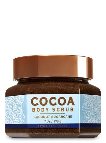 Coconut Sugarcane Cocoa Body Scrub - Bath And Body Works