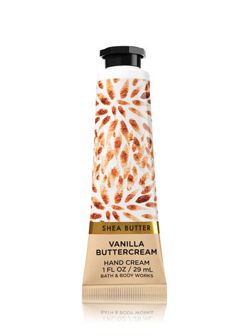 Vanilla Buttercream Hand Cream - Bath And Body Works